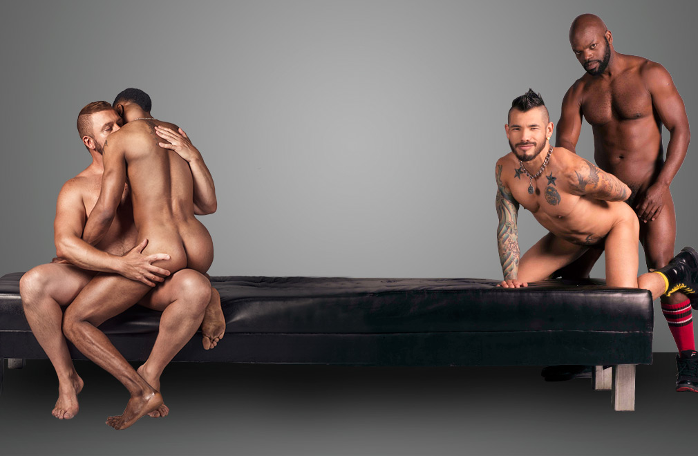 Meet hot gay and bi men for group sex parties and cruising online