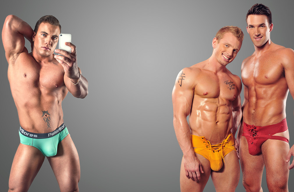 Hot gay muscle jocks