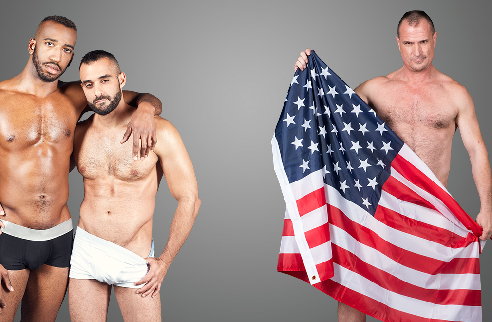 Cruise for gay muscle jocks in the US